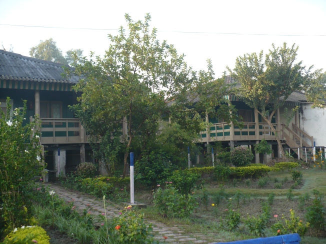 Bakkhali Tourist Lodge