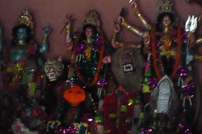 Bonbibi,Lakshmi,Durga,Sithala