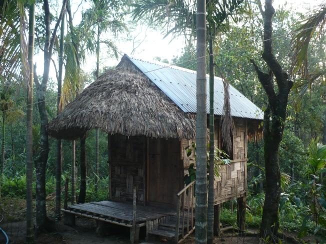 Khasi Hut