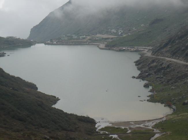 Changu Lake @ 12500'