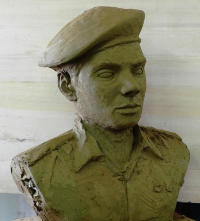 Bust:Maj.Udai Singh