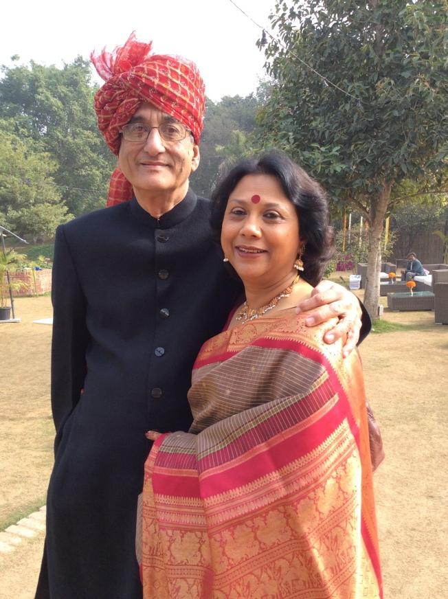 Dr & Mrs Sethi