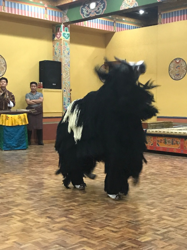 Takin dance