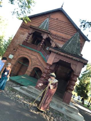 Child Dmitri's palace