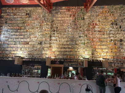 2500 varieties. Vodka Museum, Mandrogi